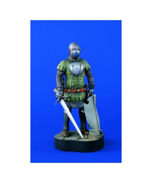 Dibi model cavaliere medievale 1350 - Cavaliere modello a colori ...