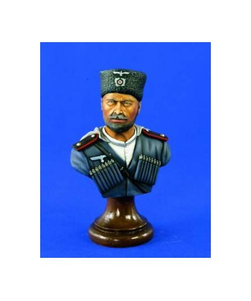 Dibi model busto cavaliere cosacco 1943 - Cavaliere modello a colori ...