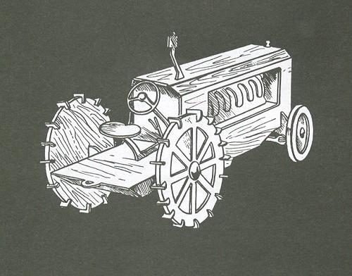 Dibi model trattore for Kit per palafitte