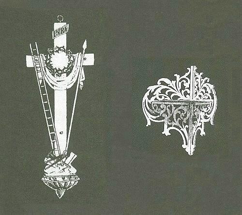 DiBi Model: Croce + Mensola ad angolo