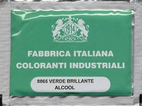 DiBi Model: Anilina all\'alcool - Verde