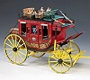Diligenza del Far West (Stage Coach) - Accessori fotoincisi