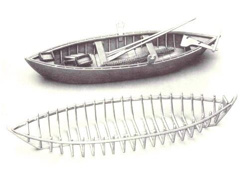 Dibi model barca di gargnano piano di costruzione for Piano di costruzione in legno soppalco
