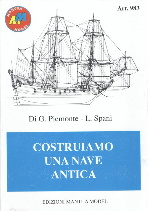 Dibi model costruiamo una nave antica - Mantua bagni catalogo ...