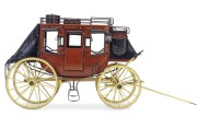 Diligenza (Stage Coach) 1848