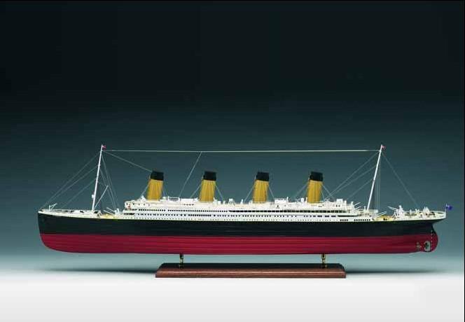 Dibi model titanic piano di costruzione for Piano di costruzione online
